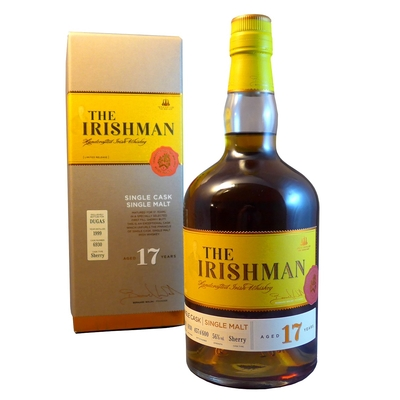 THE IRISHMAN 17 ANS 56%