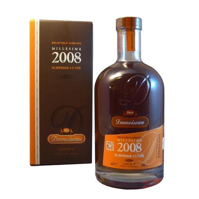 DAMOISEAU Cuvée Subprime 2008 47.9%