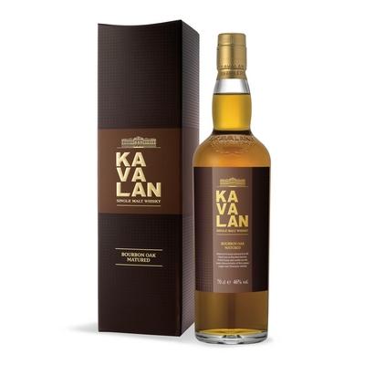 KAVALAN Ex-Bourbon Oak 46%