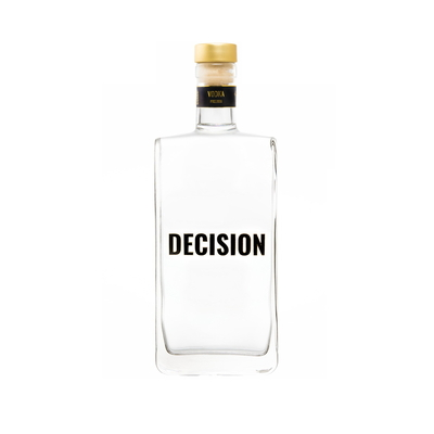 Decision Vodka