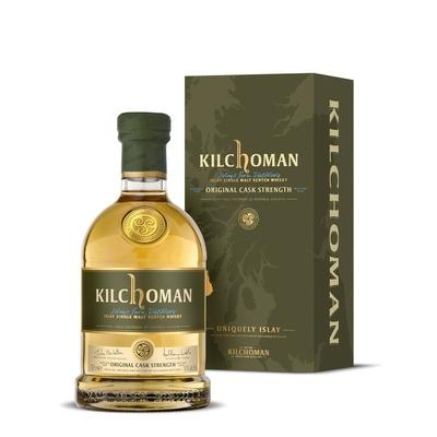KILCHOMAN ORIGINAL CASK STRENGTH RELEASE 56,9%