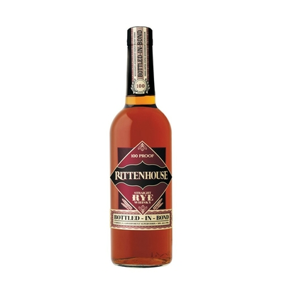 RITTENHOUSE 100 PROOF BOTTLED IN BOND 50%