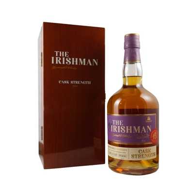 THE IRISHMAN Cask Strength 2013