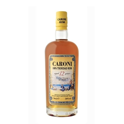 CARONI 12 ANS TRINIDAD rhum ron