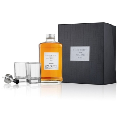 Nikka From the Barrel + 2 shots (Coffret)