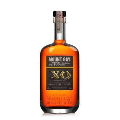MOUNT GAY Extra Old 43%