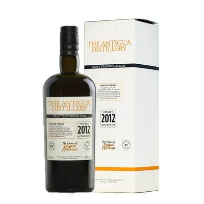 THE ANTIGUA DISTILLERY 2012 Heavy 66%