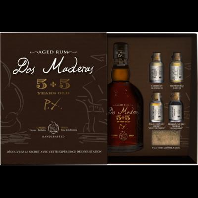 DOS MADERAS PX 5+5 COFFRET DECOUVERTE