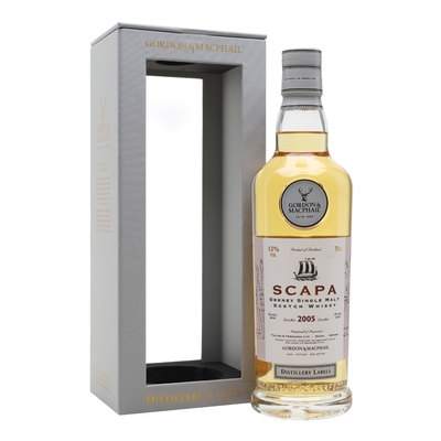 SCAPA 13 ans 2005 G&M 43%