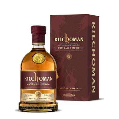 KILCHOMAN Port Cask Matured 2nd Edition 50%
