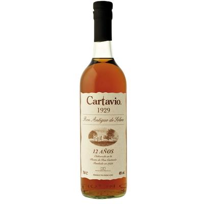 CARTAVIO 12 ANS SOLERA rhum