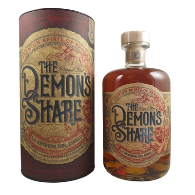 the demon's share rhum