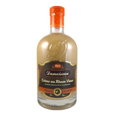 DAMOISEAU Crème au Rhum Vieux 18%
