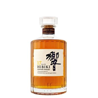 SUNTORY 17 ANS HIBIKI whisky japonais