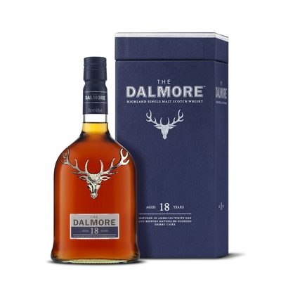 DALMORE 18 ANS whisky