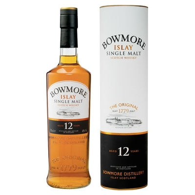BOWMORE 12 ANS whisky