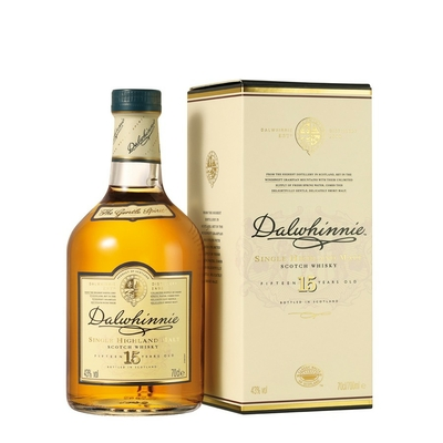 DALWHINNIE 15 ANS whisky