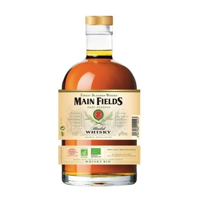 MAIN FIELD RARE RESERVE whisky