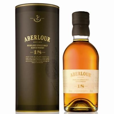 Whisky Aberlour 18 ans 43°