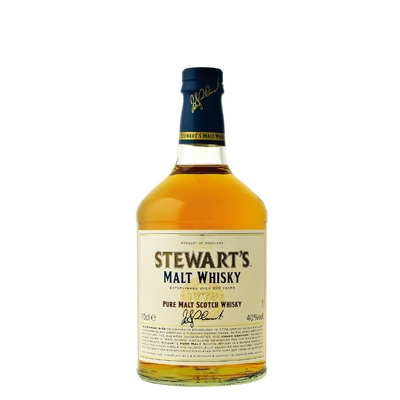 Stewart's blended Malt