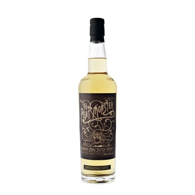 The Peat Monster Blend  whisky