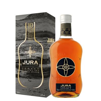 Jura 10 ans Legacy
