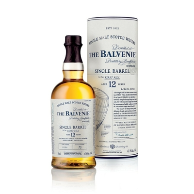 BALVENIE 12 ANS SINGLE BARREL FIRST FILL whisky