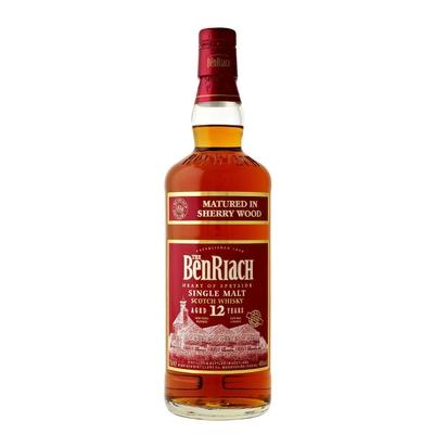 Benriach 12 Sherry whisky