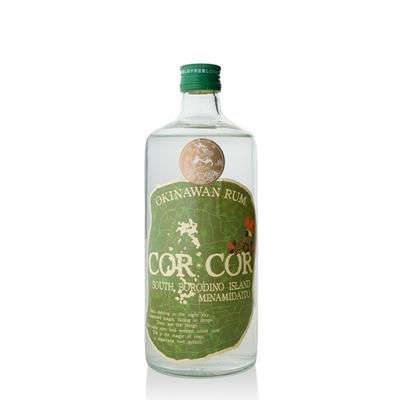 RHUM JAPONAIS COR COR GREEN