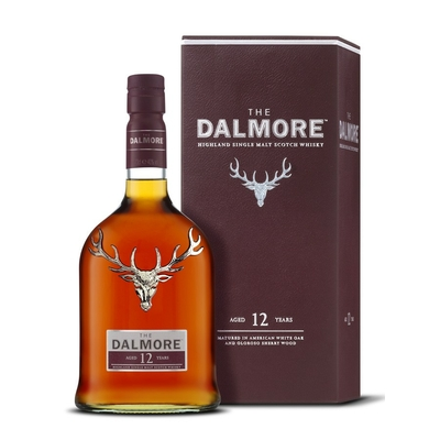 DALMORE 12 ANS  whisky