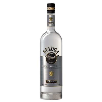 VODKA BELUGA 40%
