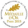 Médaille Or 2015