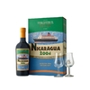 NICARAGUA 2004 Coffret 2 Verres TCRL 43%