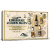 REMARKABLE REGIONAL MALTS Coffret 5 x 5 cl D.Laing 46,4%