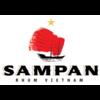 Rhum du Vietnam SAMPAN