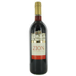 ZION Old City Sweet Red Wine (Cacher)