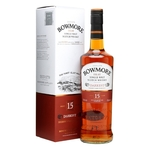 BOWMORE 15 ans Darkest 43%