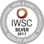 IWSC argent silver 2017