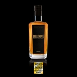 BELLEVOYE Noir Peated Edition 43 % | Whisky Français Tourbé-1