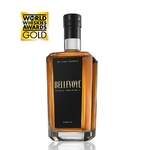 BELLEVOYE Noir Peated Edition 43 % | Whisky Français Tourbé
