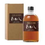 AKASHI Sherry Cask 5 ans 50 % | Whisky Japonais légèrement Tourbé