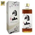 OKAYAMA Triple Cask 43 % | Whisky Japonais
