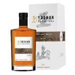 YUSHAN Signature Smoky 46 % | Whisky Tourbé, Taïwan