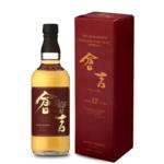 KURAYOSHI 12 ans Pure Malt 43%   Whisky Japonais