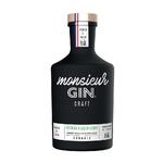 MONSIEUR Gin 40%   Gin Français Bio