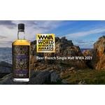 YEUN ELEZ Jobic 46% Whisky Breton Tourbé