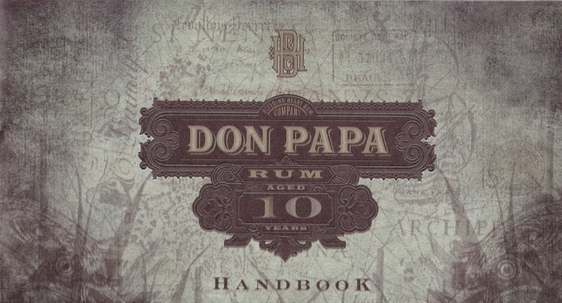 Don Papa 10 ans recto