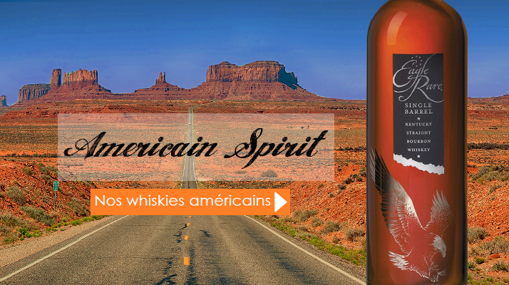 Nos whiskies américains