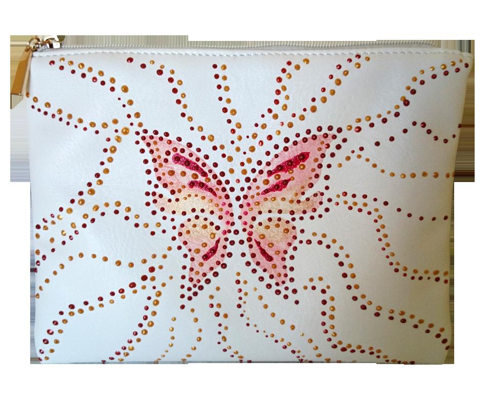Pochette Papillon