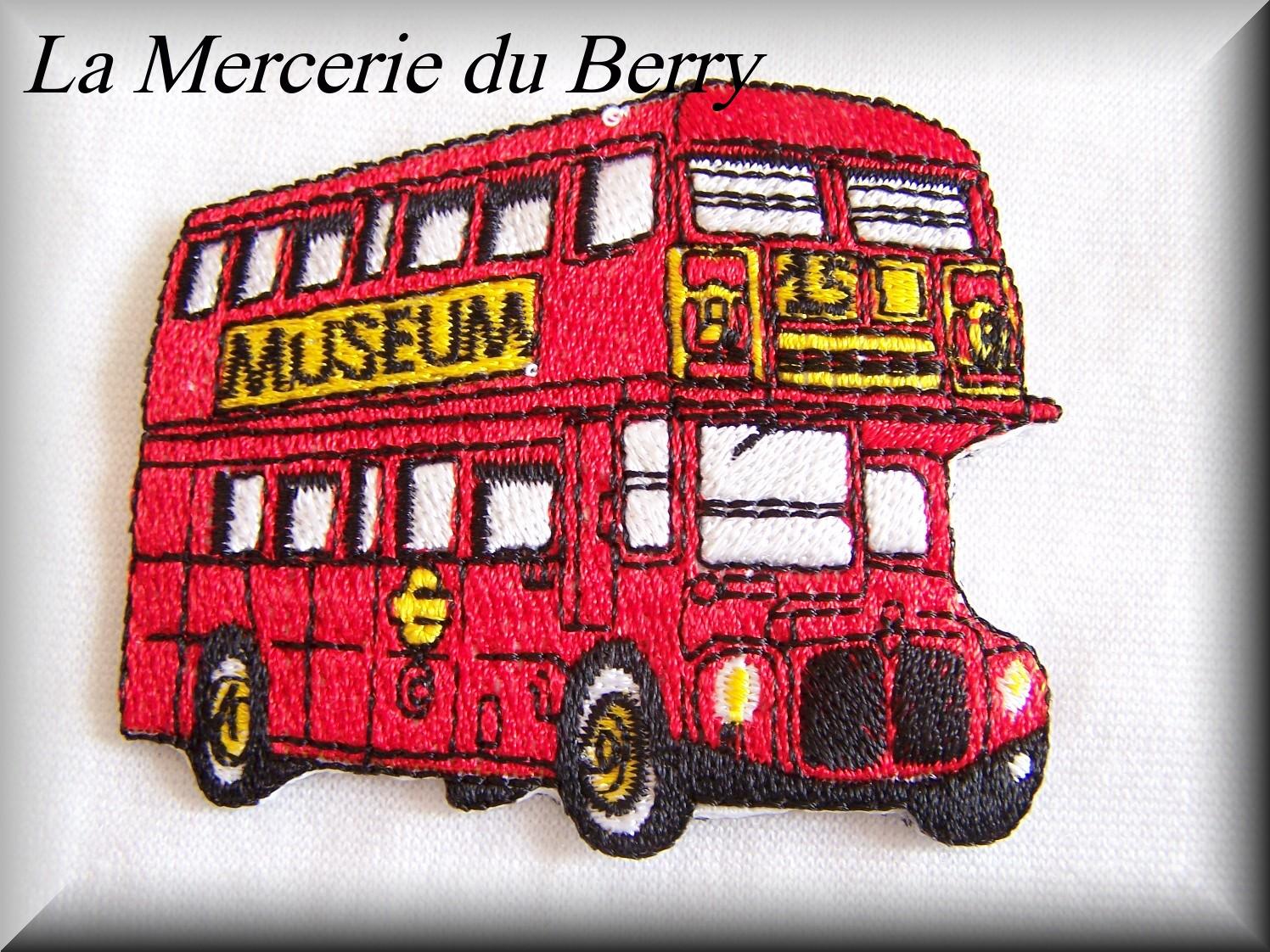Ecusson bus